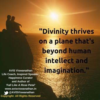 Divinity Beyond Humans
