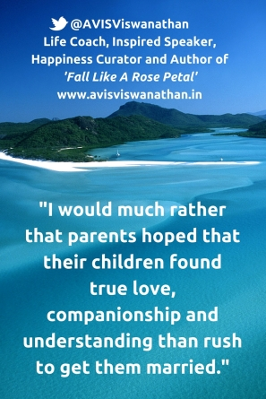 Parenting - Love vs Marriage