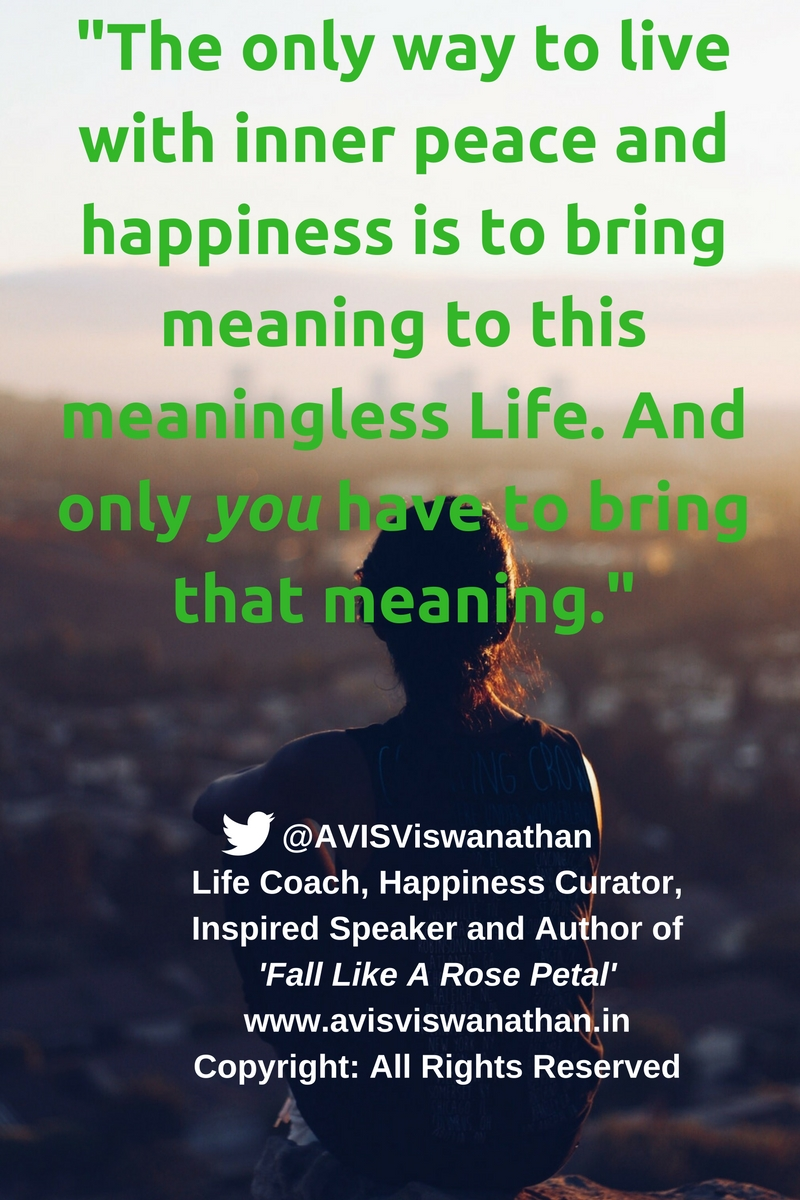 AVIS-Viswanathan-Bringing-meaning-to-this-meaningless-Life