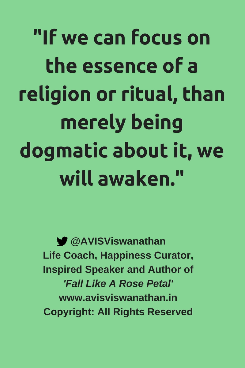 AVIS-Viswanathan-Focus-on-the-essence-of-a-religion-or-ritual-for-awakening