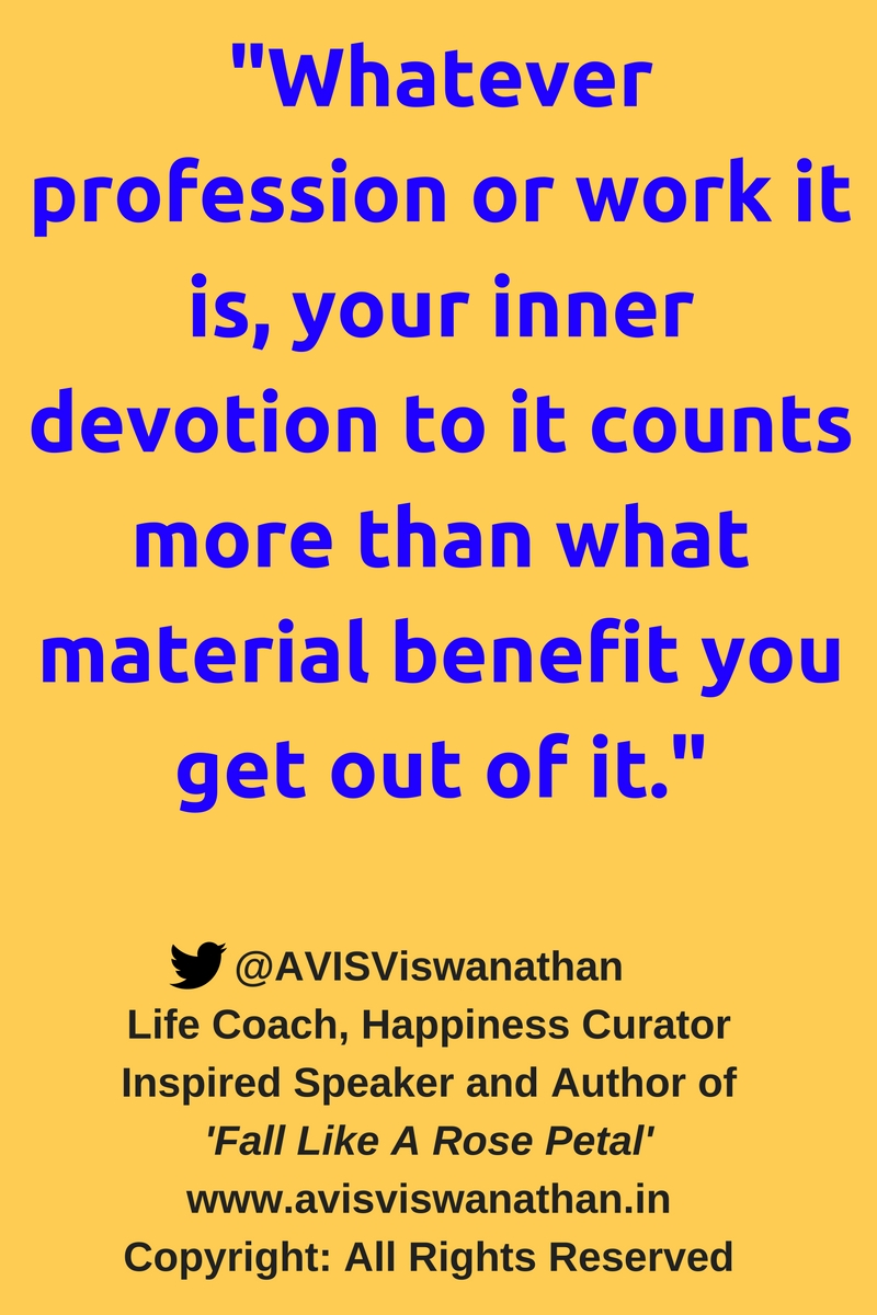 AVIS-Viswanathan-Your-Inner-Devotion-Is-More-Important-Than-Material-Benefit