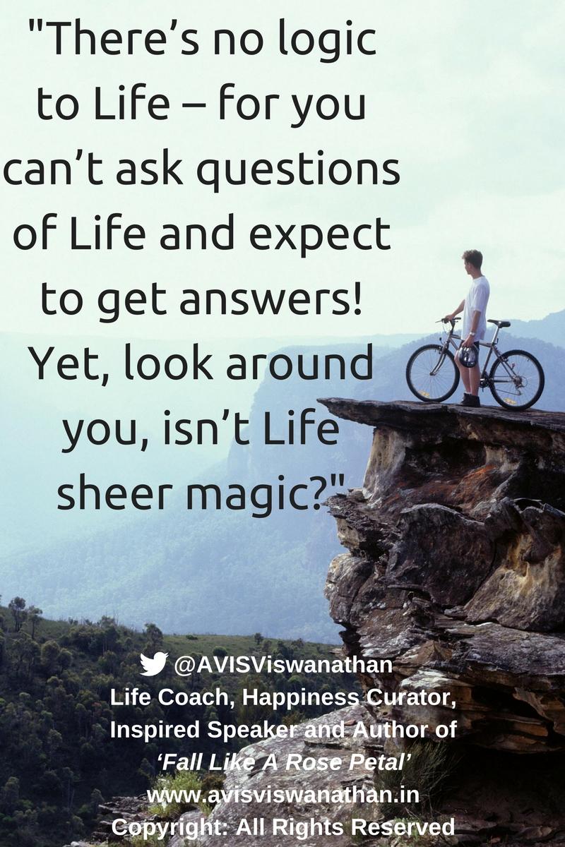avis-viswanathan-no-logic-in-life-only-magic