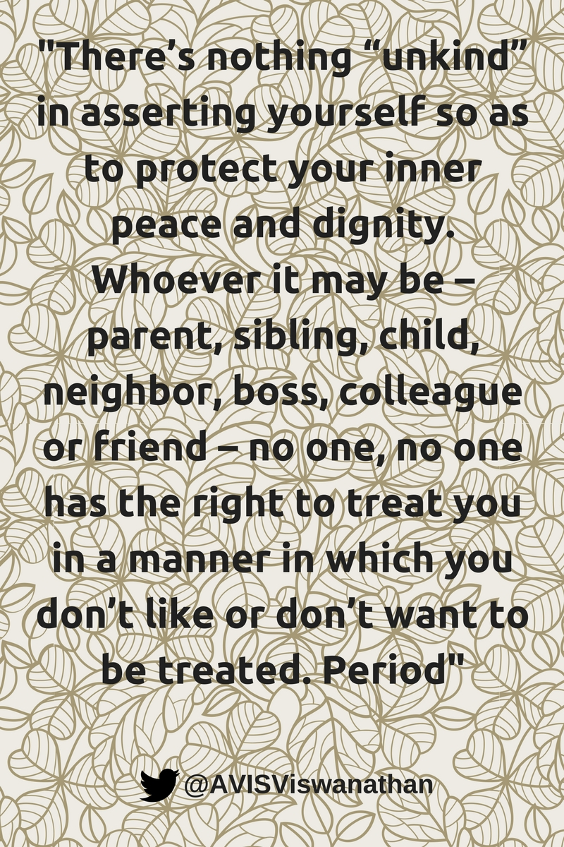 avis-viswanathan-assert-yourself-if-you-must-to-protect-your-inner-peace