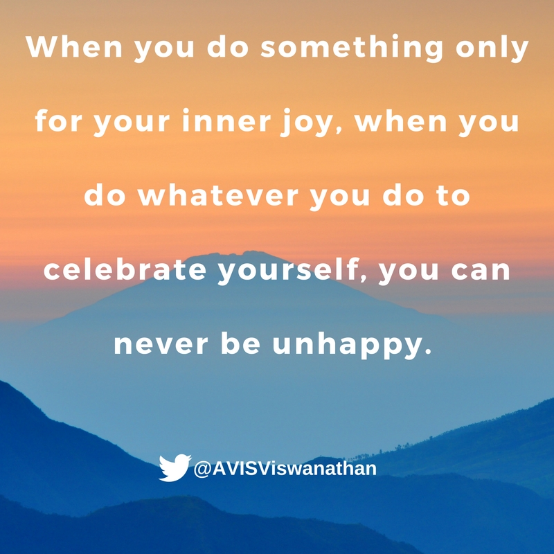 avis-viswanathan-celebrate-yourself-to-be-happy