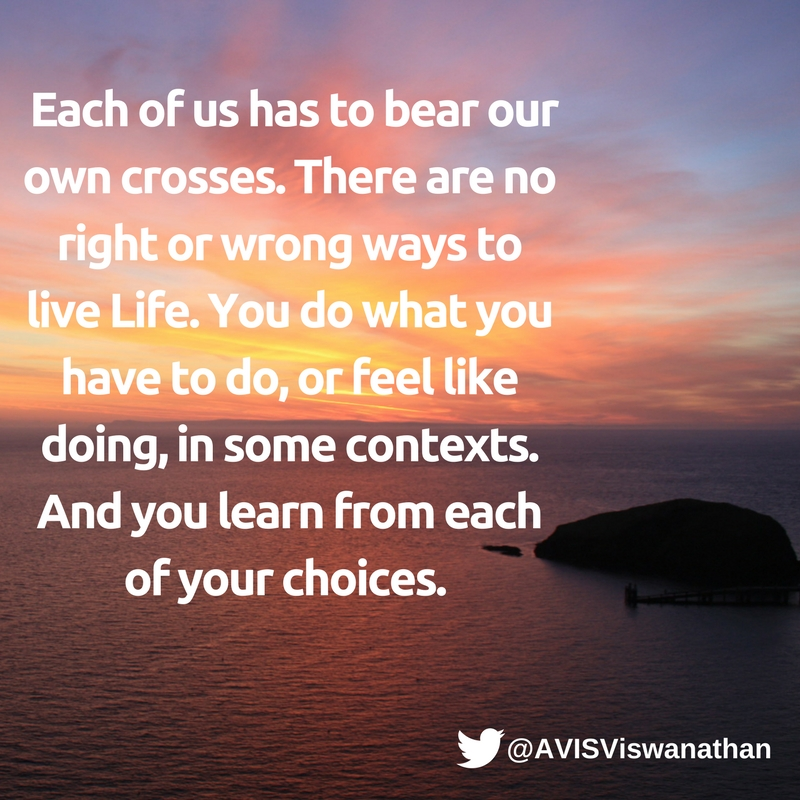 avis-viswanathan-each-of-us-has-to-bear-our-own-crosses