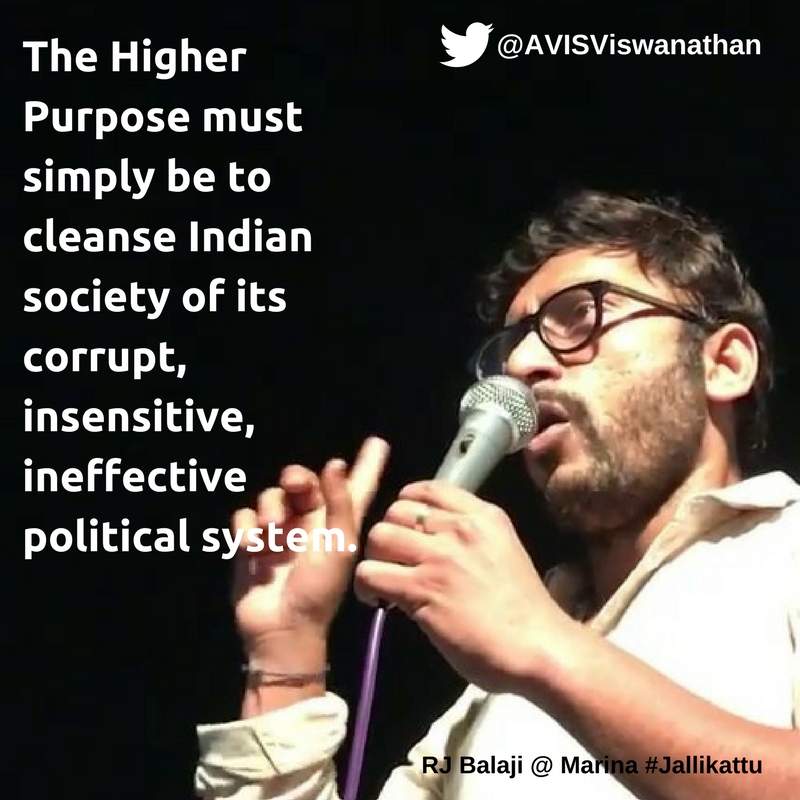 avis-viswanathan-rj-balaji-higher-purpose