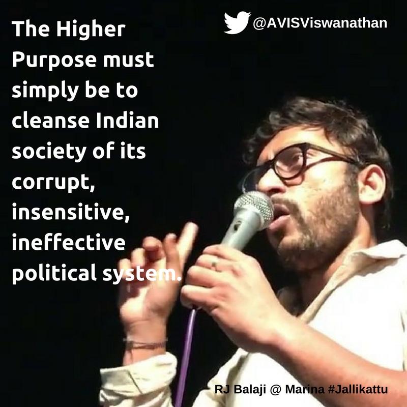 avis-viswanathan-rj-balaji-higher-purpose