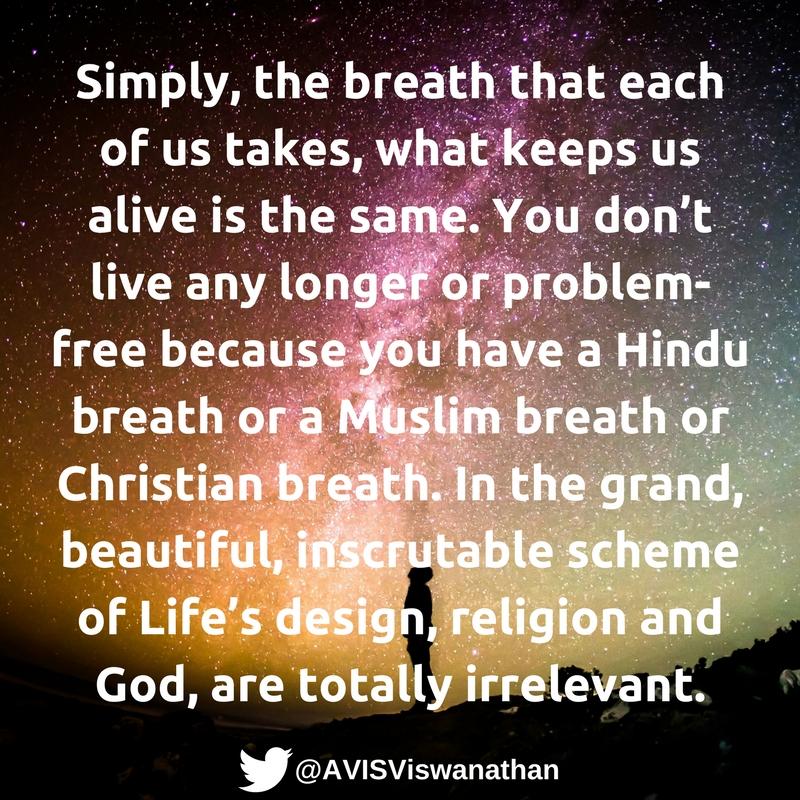 AVIS-Viswanathan-God-and-religion-are-irrelevant