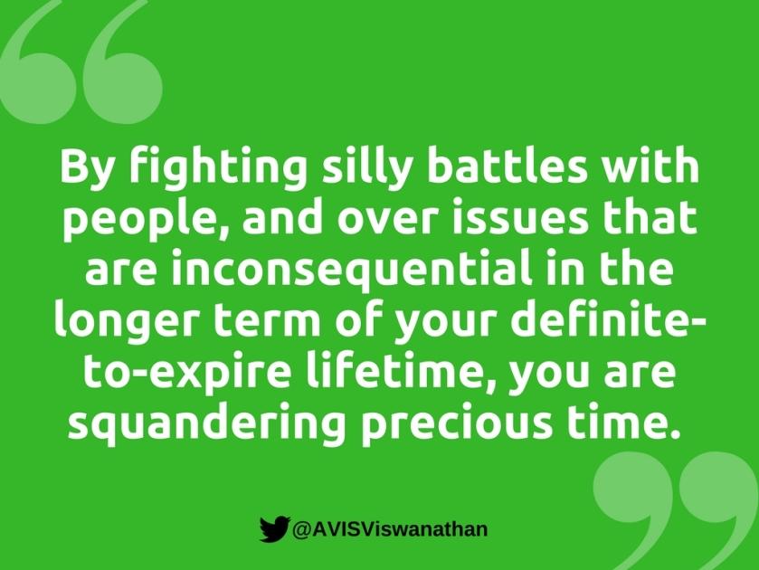AVIS-Viswanathan-Squandering-Precious-Lifetime