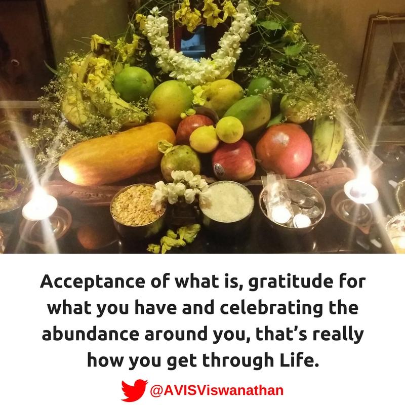 AVIS-Viswanathan-Acceptance, Gratitude and Abundance