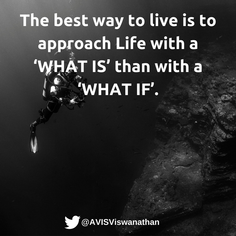 AVIS-Viswanathan-Approach-Life-with-a-what-is-than-with-a-what-if