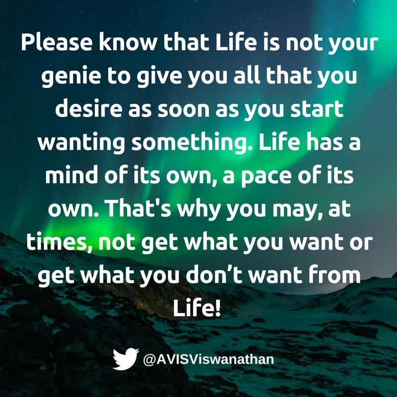 AVIS-Viswanathan-Life-is-not-your-genie