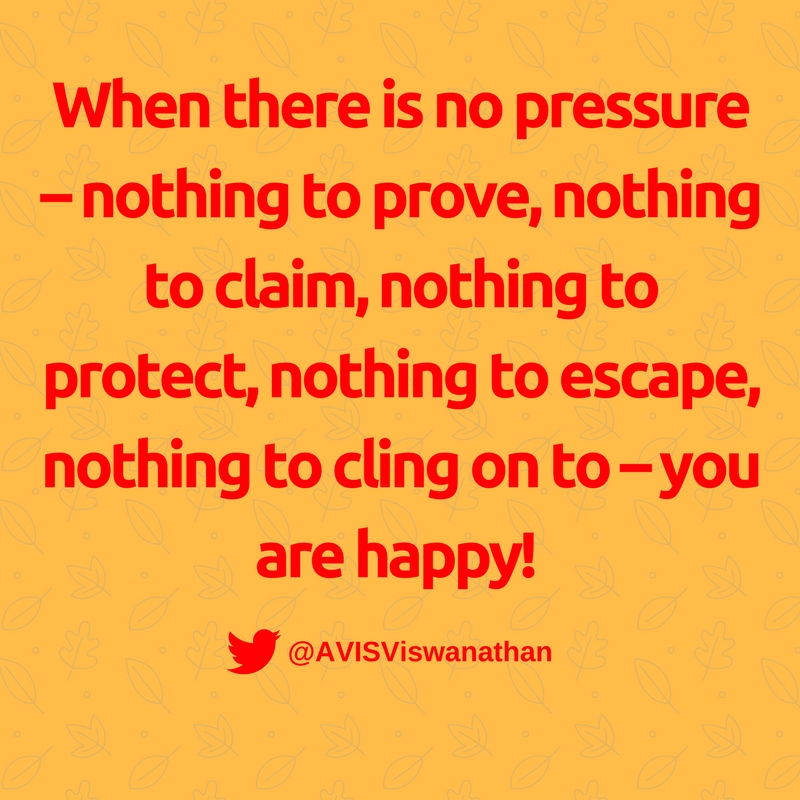 AVIS-Viswanathan-When-there-is-no-pressure-you-are-happy
