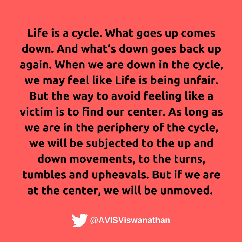 AVIS-Life-is-a-cycle-and-if-you-find-your-center-you-can-be-unmoved