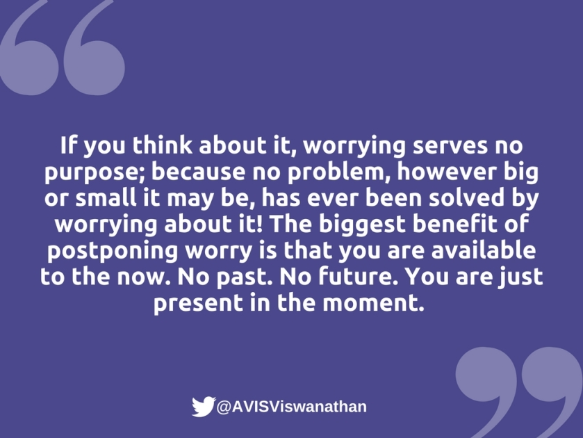 AVIS-Viswanathan-Worrying-Vs-Non-Worrying-and-Postponing-Worrying