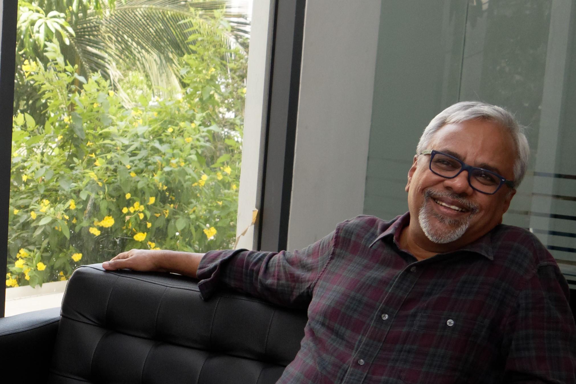 Jayendra Panchapakesan - Option 2 - Photo Credit - Vinodh Velayudhan