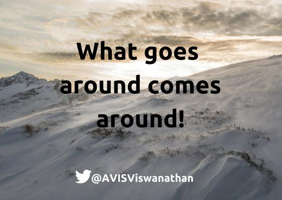 AVIS aB Ep 5 What goes around comes around