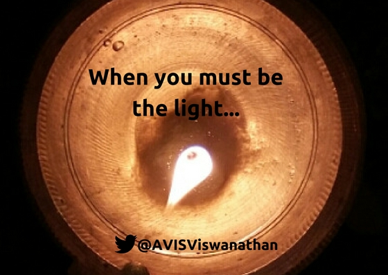 AVIS-Viswanathan-When-you-must-be-the-light
