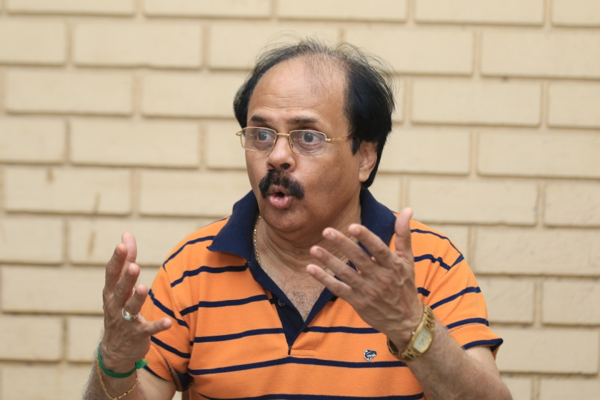 Crazy Mohan - Option 2 - Photo Credit - Vinodh Velayudhan