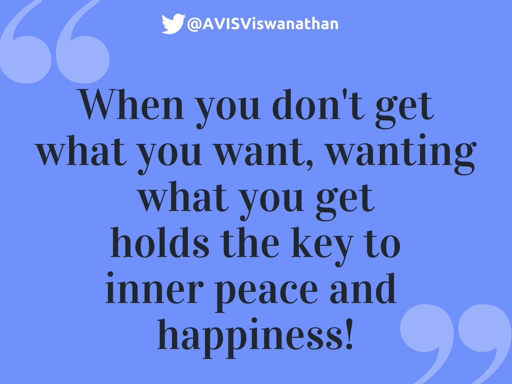 AVIS-Viswanathan-Wanting-what-you-get-holds-the-key-to-happiness