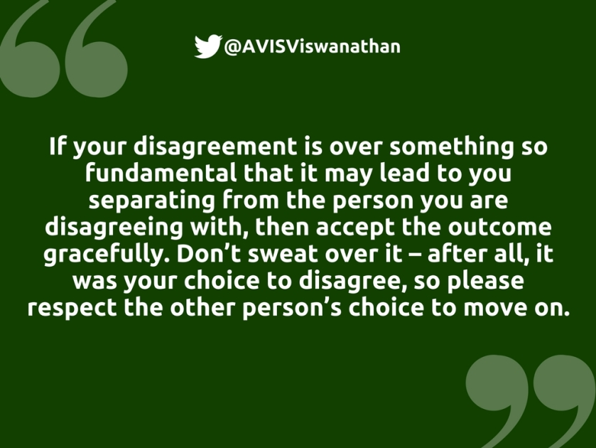 AVIS-Viswanathan-Disagree-and-be-prepared-to-move-on