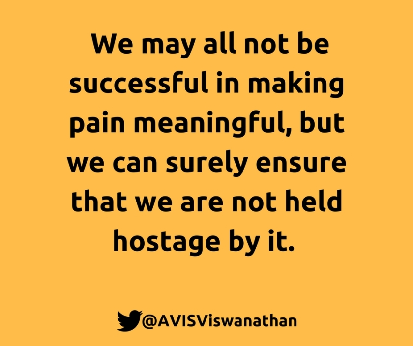 AVIS-Viswanathan-Don't-be-held-hostage-by-pain