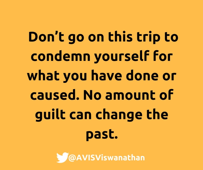 AVIS-Viswanathan-Don't-condemn-yourself-no-amount-of-guilt-can-change-the-past