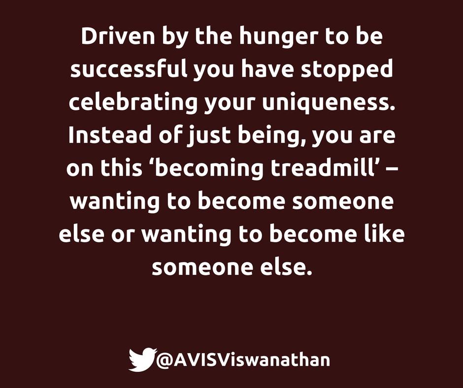 AVIS-Viswanathan-Get-off-the-becoming-treadmill
