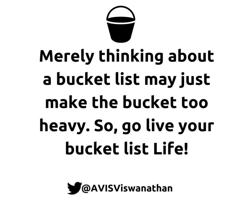 AVIS-Viswanathan-Go-live-your-bucket-list-Life