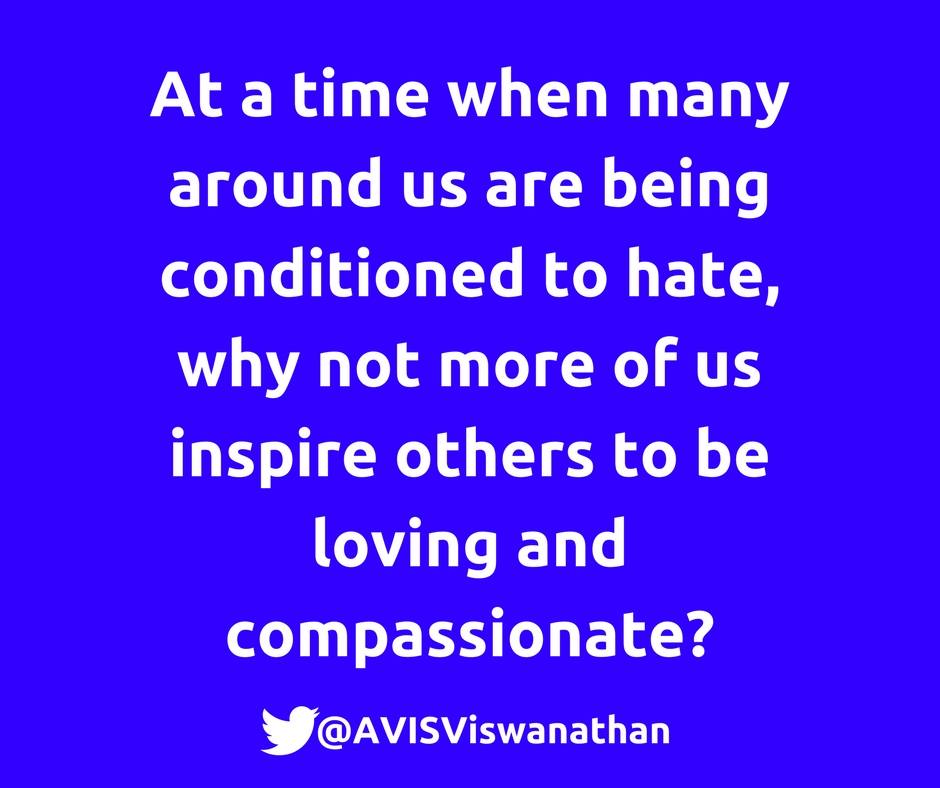AVIS-Viswanathan-Hate-vs-Loving-and-Compassion