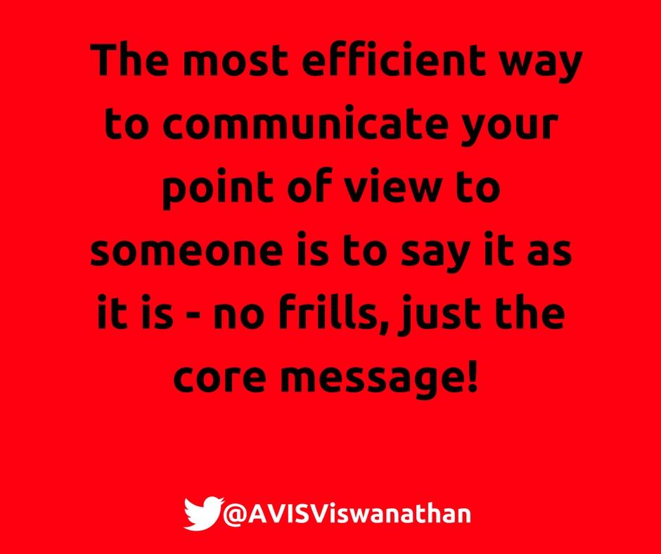 AVIS-Viswanathan-Just-say-it-as-it-is