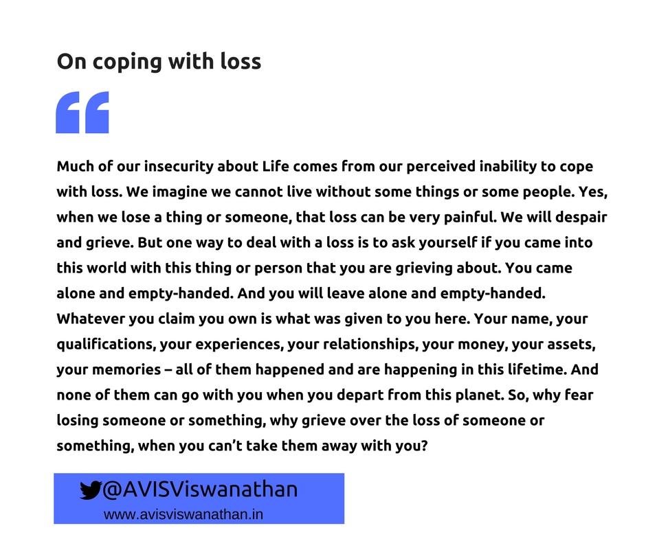AVIS-Viswanathan-On-coping-with-loss
