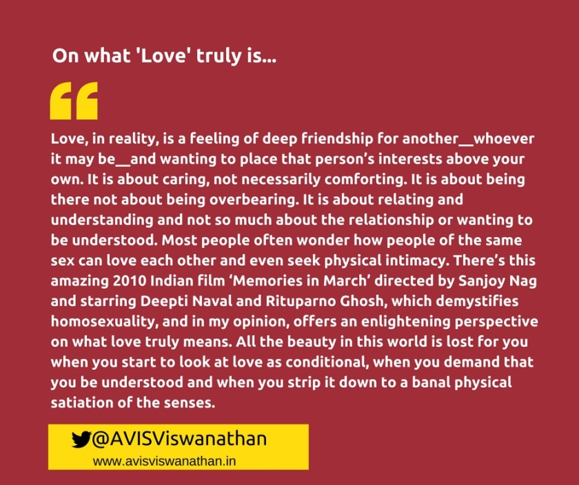 AVIS-Viswanathan-On-what-love-truly-is