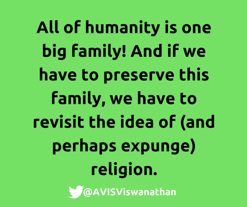 AVIS-Viswanathan-Revisit-the-idea-of-and-expunge-religion