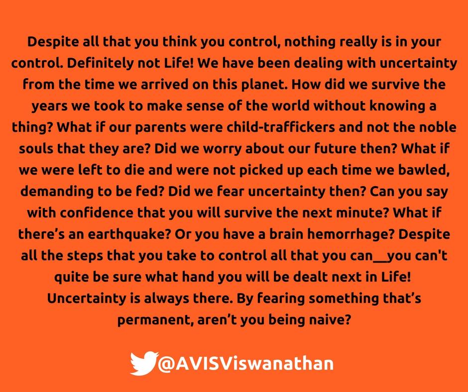 AVIS-Viswanathan-On-uncertainty