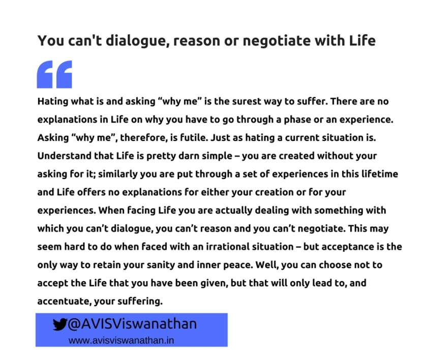 AVIS-Viswanathan-You-can't-dialogue-reason-or-negotiate-with-Life