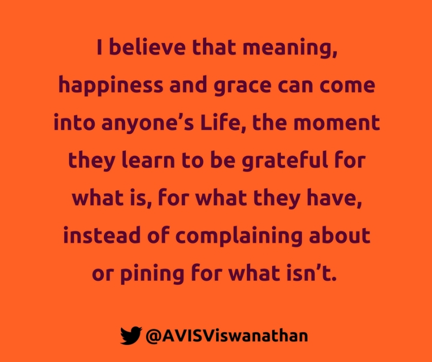 AVIS-Viswanathan-Meaning-happiness-grace-can-come-into-you-Life-when-you-are-happy