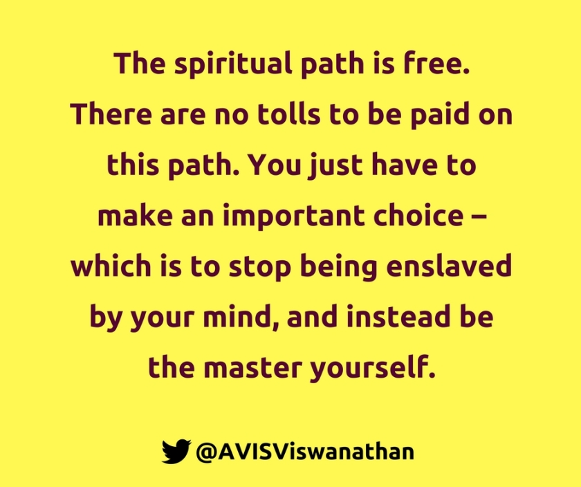 AVIS-Viswanathan-The-spiritual-path-is-free
