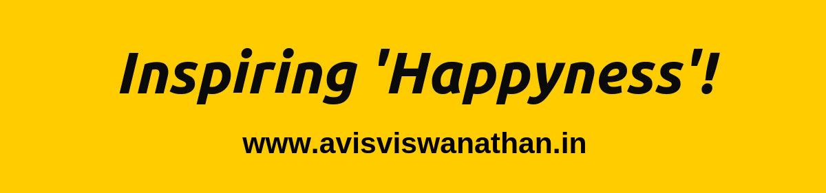 The AVIS Viswanathan Blog