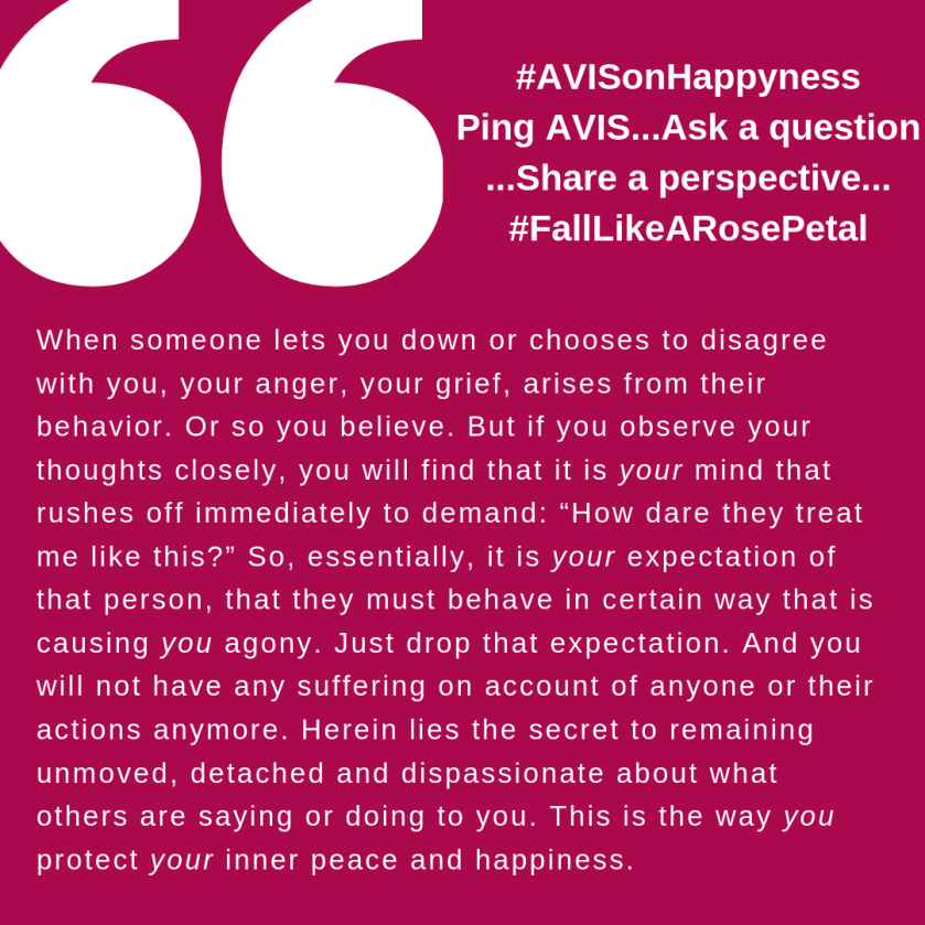 AVIS-on-Happiness