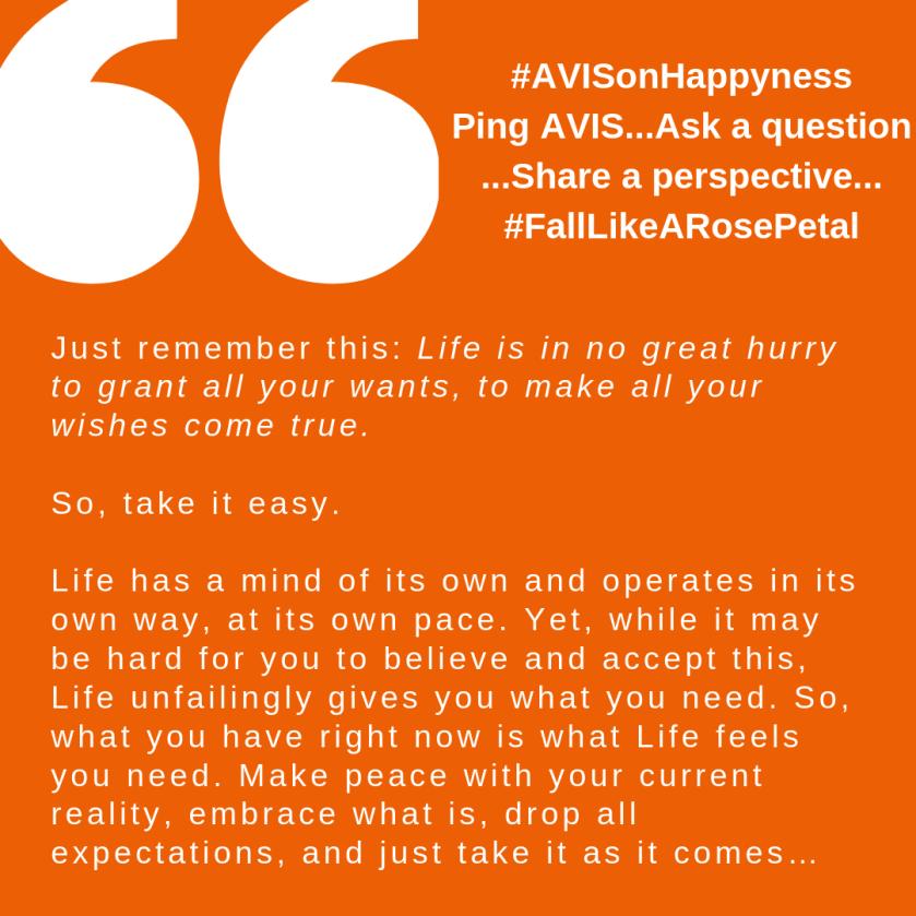 AVIS-on-Happiness