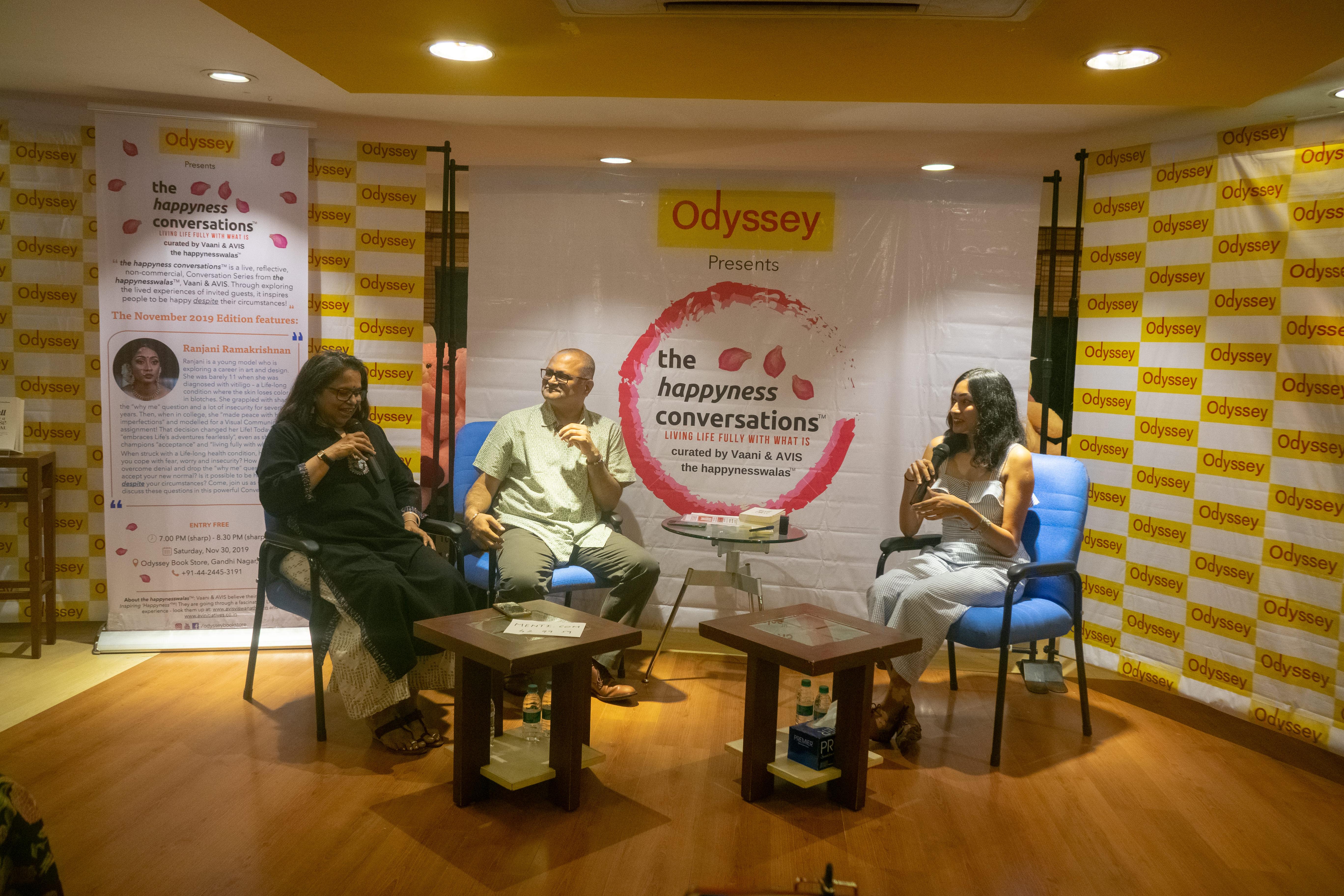 AVIS-Vaani-Ranjani-happyness-conversations