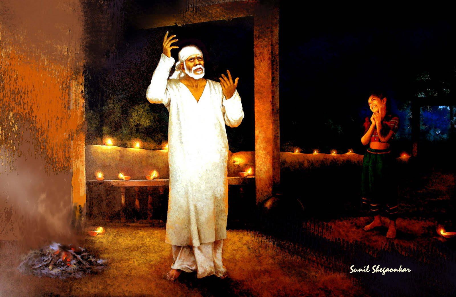 Sai Baba Divine